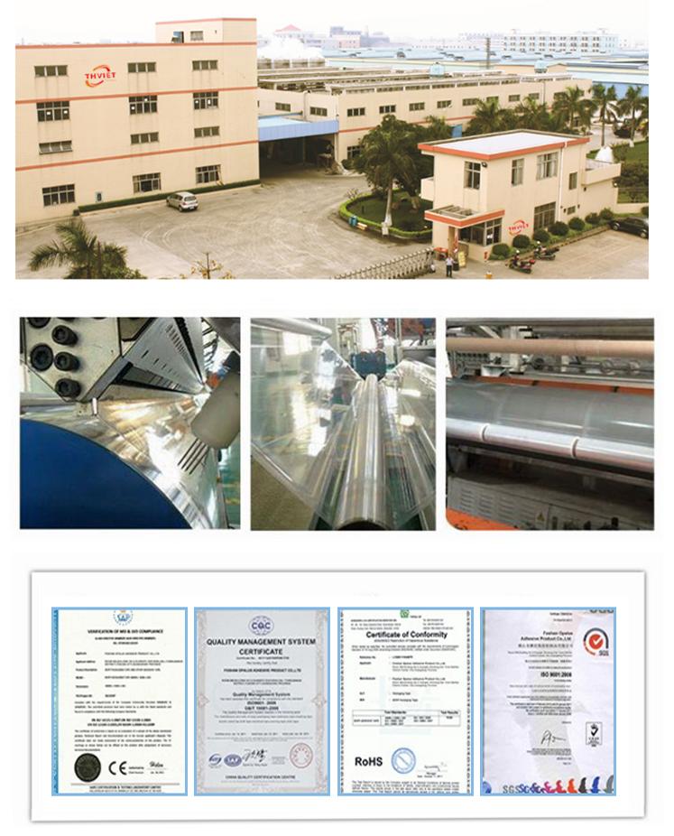 Diễn đàn rao vặt: Màng bảo vệ mặt nhôm (Aluminium Profile Protection Film) Cong-ty-thviet