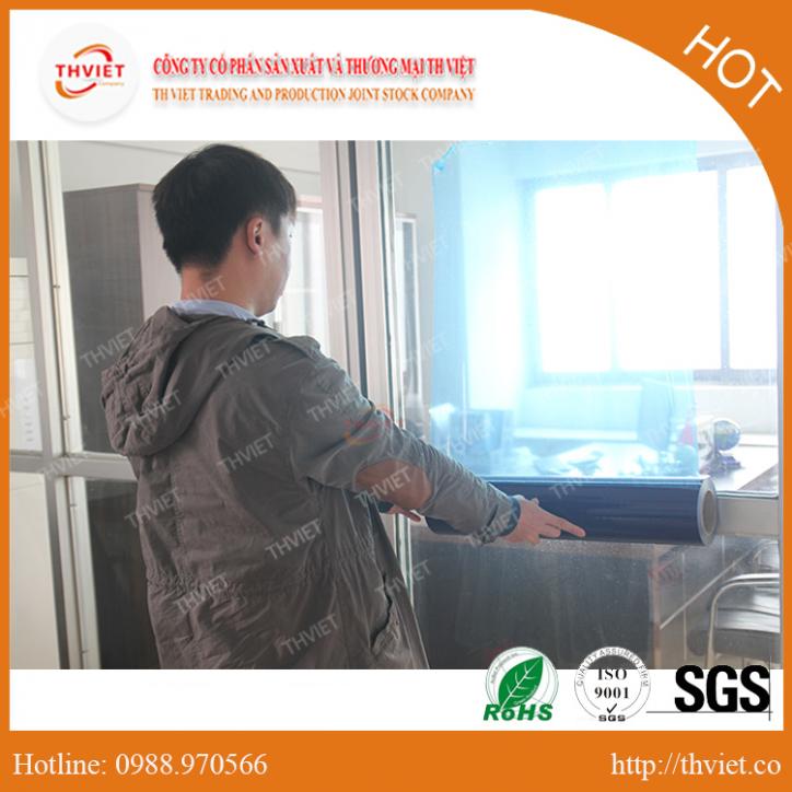 Diễn đàn rao vặt: Màng bảo vệ mặt kính (Pe Adhesive Protective Film For Glass) Mang-bao-ve-be-mat-kinh-02