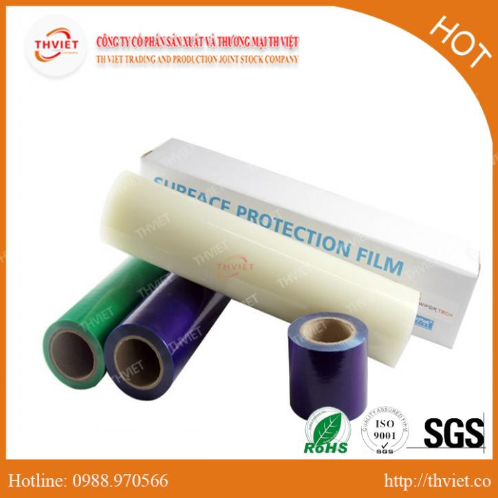 Diễn đàn rao vặt: Màng bảo vệ mặt kính (Pe Adhesive Protective Film For Glass) Mang-bao-ve-be-mat-kinh