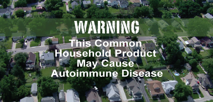 Your Food, Thoroughly Poisoned Glyphosate Ruining Your Gut and Triggering Autoimmune Diseases Glyphosate-Thyroid-Nation