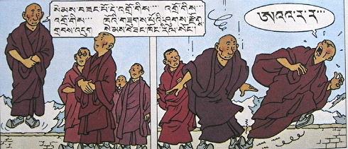 Les Chinois envisagent un boycott des produits français... - Page 2 Tintin