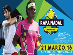 Exhibition : Nadal jouera lundi 21 mars 2016 à Porto Rico RafaelNadal_sm