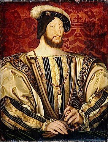 François 1er ! Francois