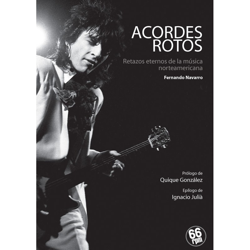 COMPRO LIBROS SEGUNDA MANO Fernando-navarroacordes-rotos-retazos-eternos-de-la-musica-norteamericana