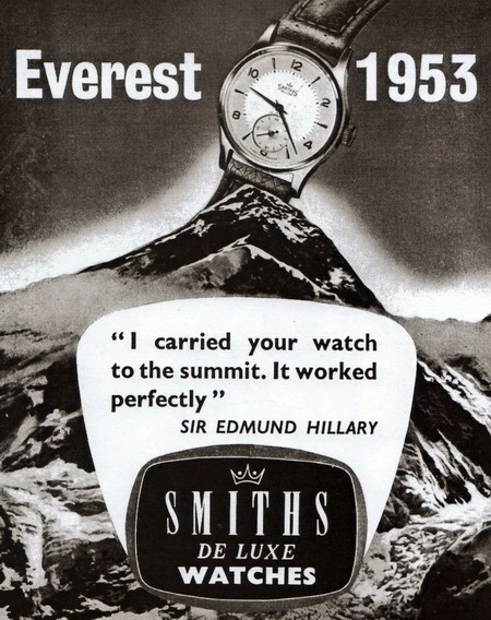 SMITHS EVEREST - PRS-25 Everestadvert