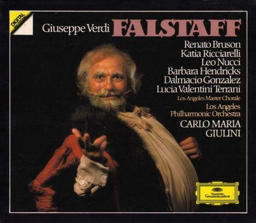 Edizioni di classica su supporti vari (SACD, CD, Vinile, liquida ecc.) - Pagina 2 Falstaff