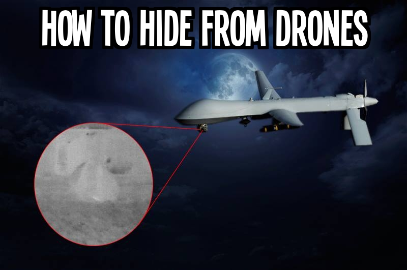 howtohidefromdrones