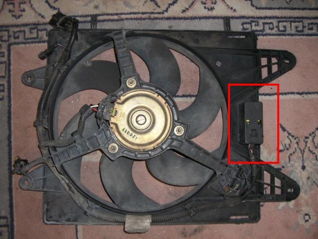 [RESOLU] Problème déclenchement 1ère vitesse ventilo ? 1