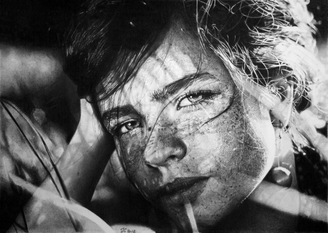 Черно-белый фотореализм Франко Клуна... Bonus3-0003