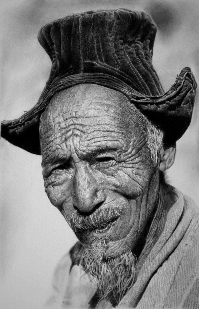 Черно-белый фотореализм Франко Клуна... Bonus3-0004