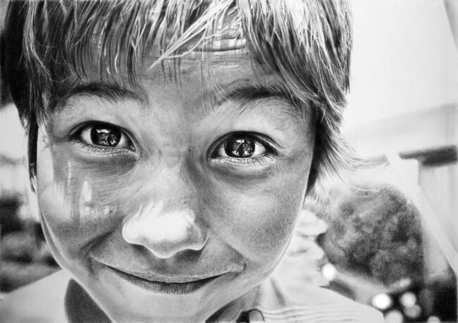Черно-белый фотореализм Франко Клуна... Bonus3-0005