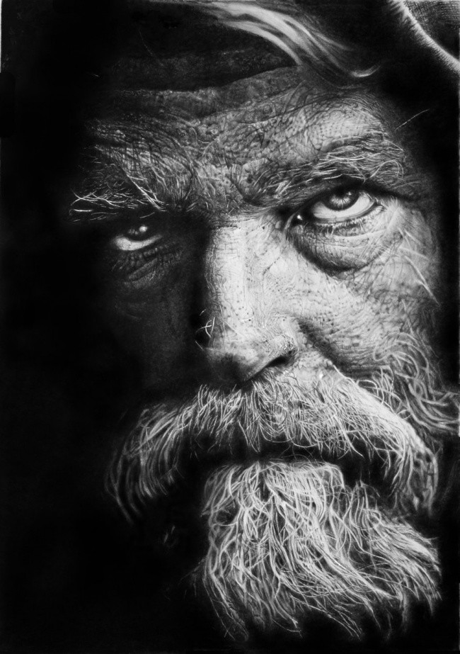 Черно-белый фотореализм Франко Клуна... Bonus3-0008