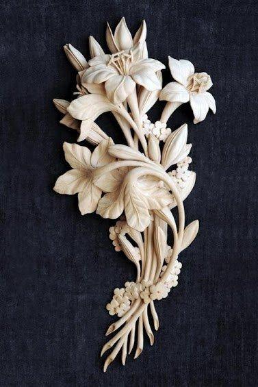 Материал не стоит ничего...... Искусство мастера - бесценно  TaVR6F1Sv70