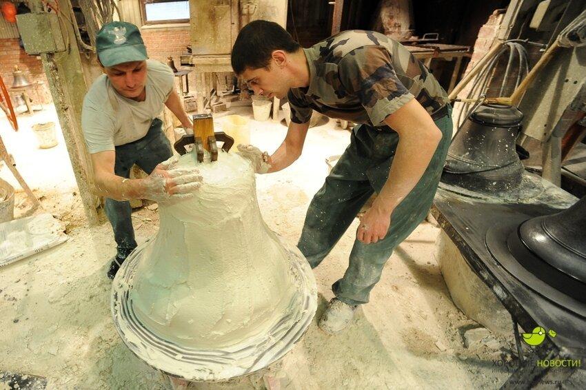 Как делают колокола на Урале Dsc_0047
