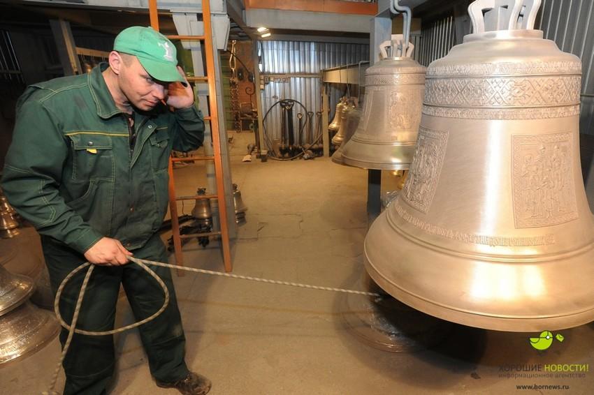 Как делают колокола на Урале Dsc_0144