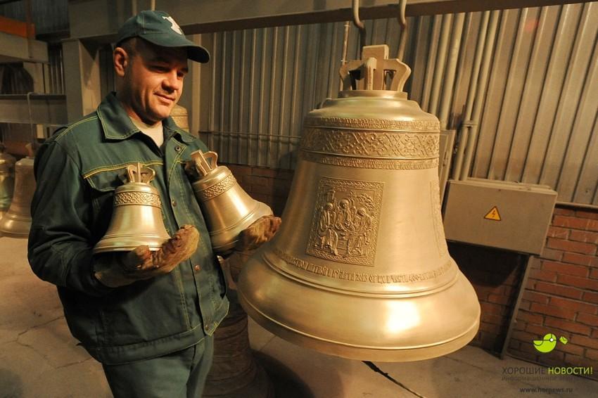Как делают колокола на Урале Dsc_0182