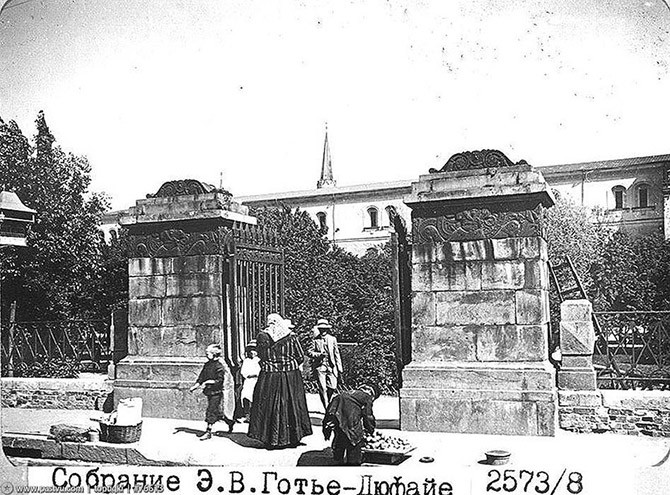Исторические снимки старой Москвы Эмиля Владимировича Готье-Дюфайе 442badcb50b35d920a49fae034bb560e