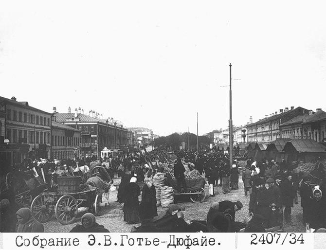 Исторические снимки старой Москвы Эмиля Владимировича Готье-Дюфайе 96980beecf394c2ffdcdc04b55c82e57