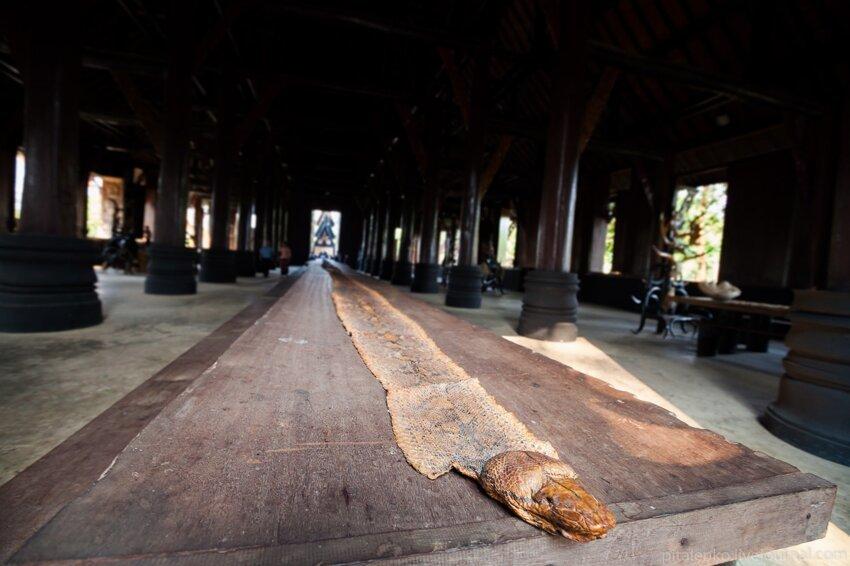 Тайны северного Таиланда. Храм смерти 9b0069d97922737660e472c9fb662945