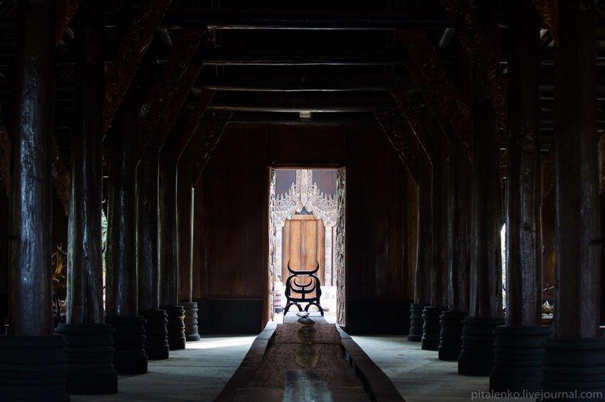 Тайны северного Таиланда. Храм смерти Bd617af1b2145533d4bccd362fe67182