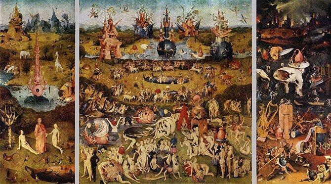 Тайны и загадки картин знаменитых живописцев 408ab2c7a90cf258527b068e29cee824