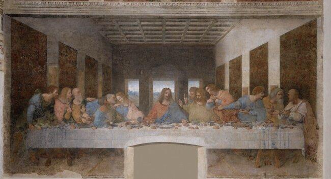 Тайны и загадки картин знаменитых живописцев 61103a95fbe171f4da9600973b46718b