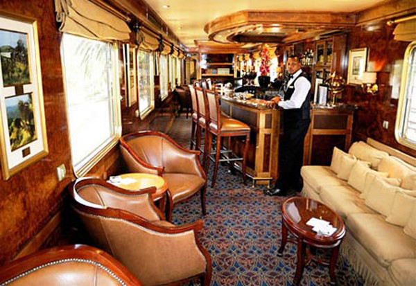Путешествие на поездах повышенного комфорта 005