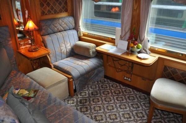 Путешествие на поездах повышенного комфорта 006
