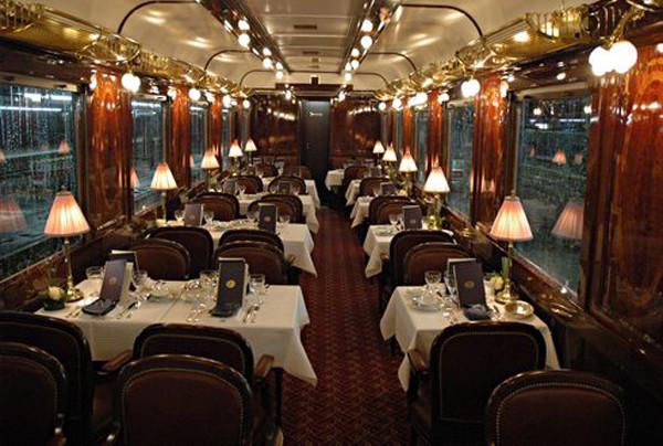 Путешествие на поездах повышенного комфорта 011