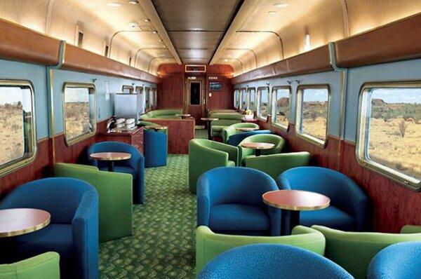 Путешествие на поездах повышенного комфорта 013