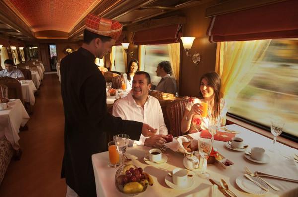 Путешествие на поездах повышенного комфорта 021