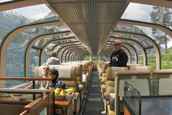 Путешествие на поездах повышенного комфорта 023