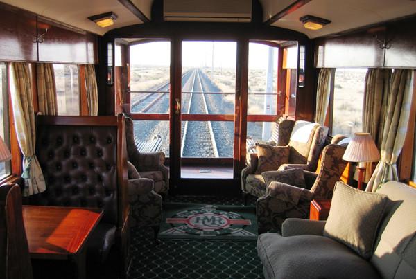 Путешествие на поездах повышенного комфорта 026