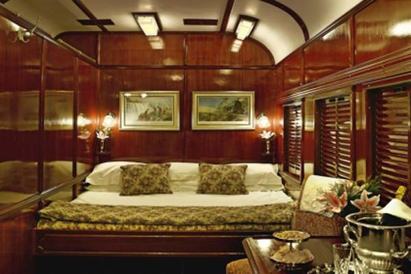 Путешествие на поездах повышенного комфорта 028