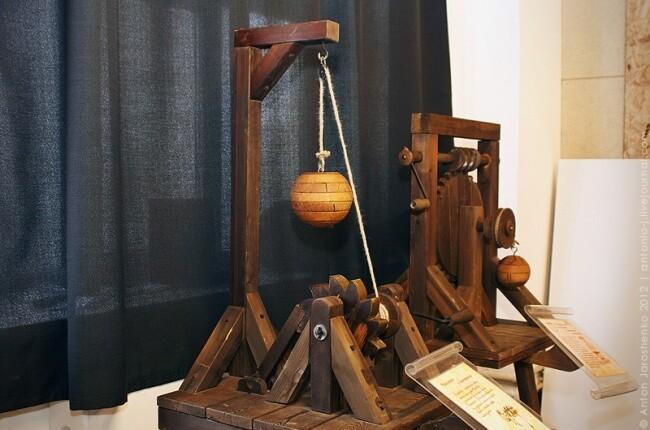 Гениальные изобретения и загадки Леонардо да Винчи 0bdd551b4710af898d44e4d794d63b7f