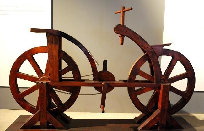 Гениальные изобретения и загадки Леонардо да Винчи 67f5031217b35601eeba246f865f4686