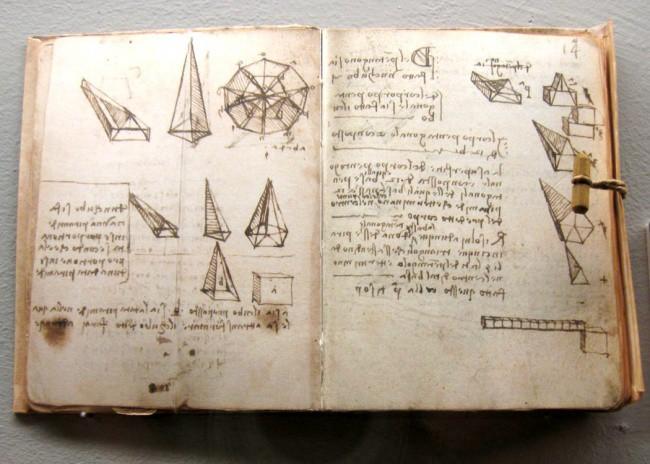 Гениальные изобретения и загадки Леонардо да Винчи 7f2c33c82a7b96af40f1fe5f32c24eaa
