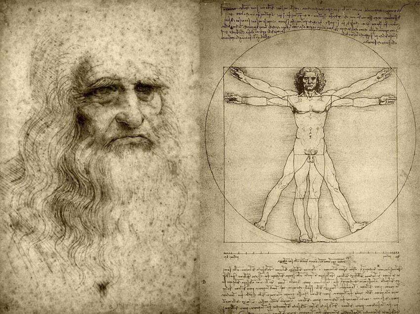 Гениальные изобретения и загадки Леонардо да Винчи 98d3640b8ded59c3380e217f5ab1df3d