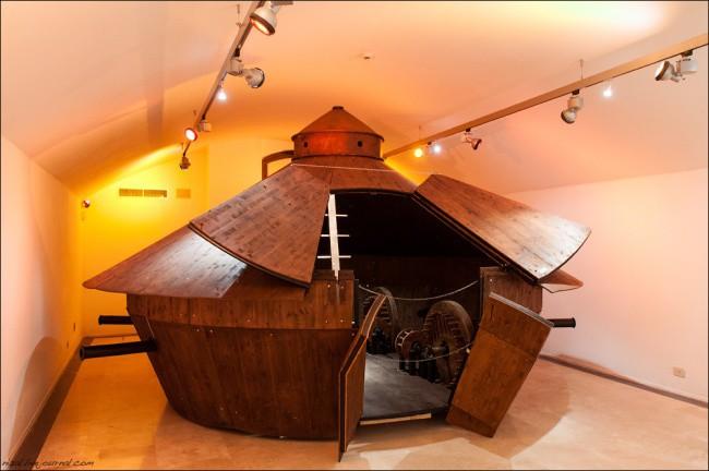 Гениальные изобретения и загадки Леонардо да Винчи Febbd6479430f28bd5d5c50e23e5e9d0