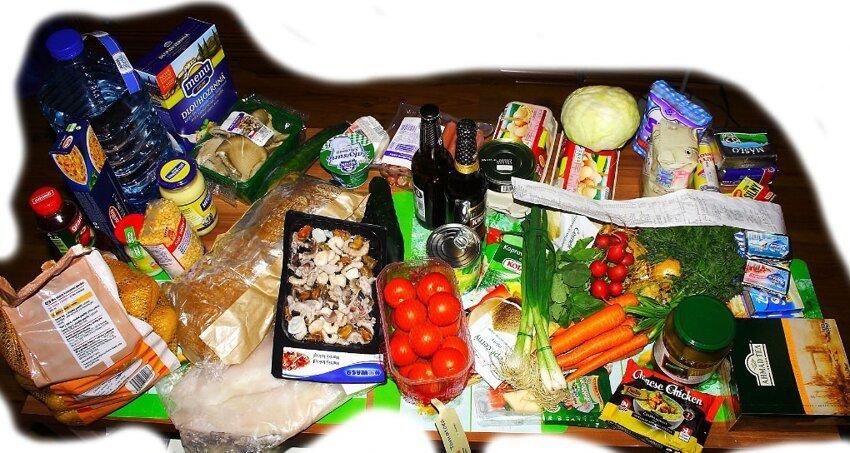 Сколько стоят продукты в Европе Cf891205f8c519a125b9060b427c08d6