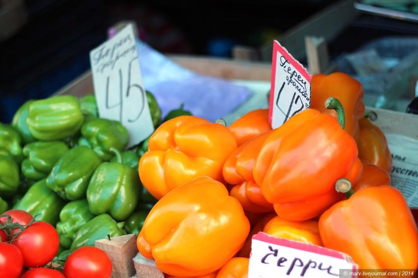 Сколько стоят продукты в Европе 1_30