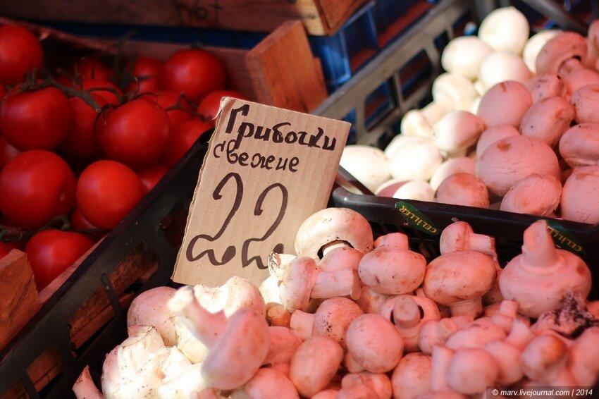 Сколько стоят продукты в Европе 1_32