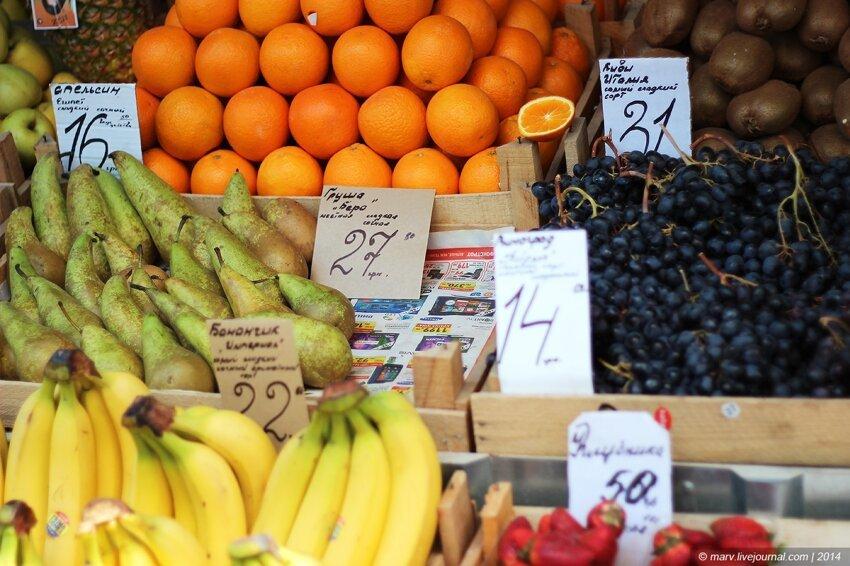Сколько стоят продукты в Европе 2_22