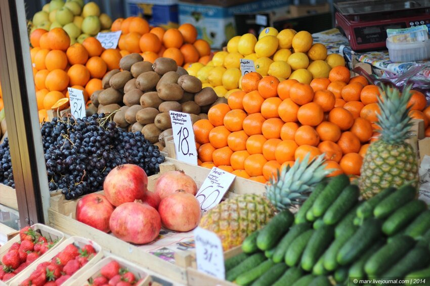 Сколько стоят продукты в Европе 2_23