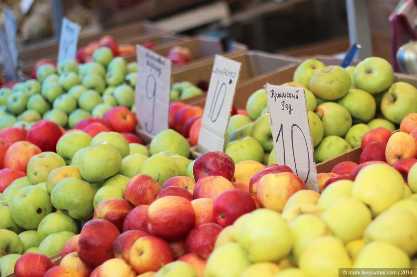 Сколько стоят продукты в Европе 3_18