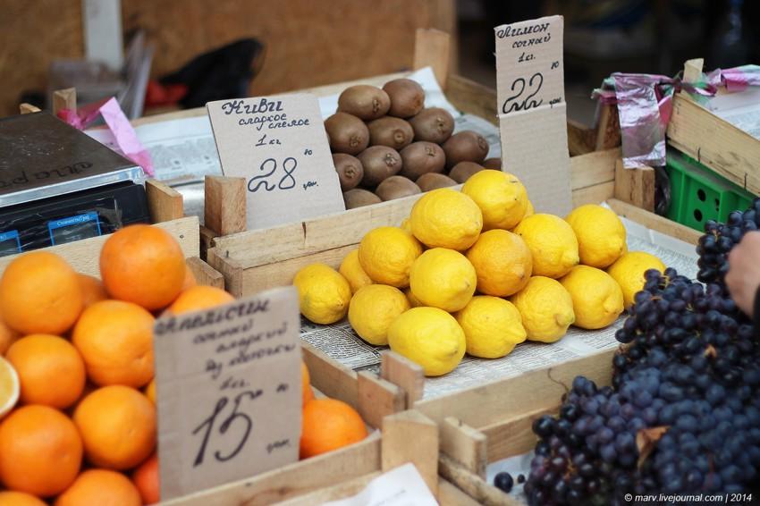 Сколько стоят продукты в Европе 3_20
