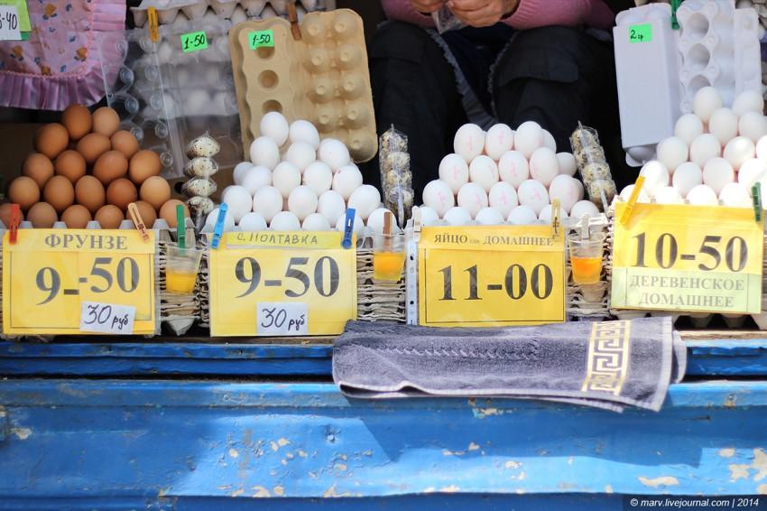 Сколько стоят продукты в Европе 4_11