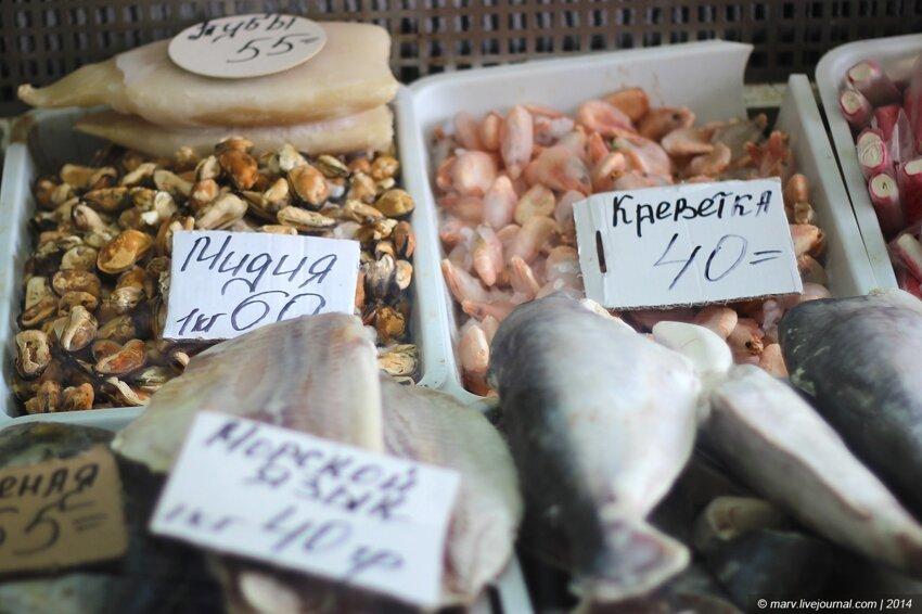 Сколько стоят продукты в Европе 8_5