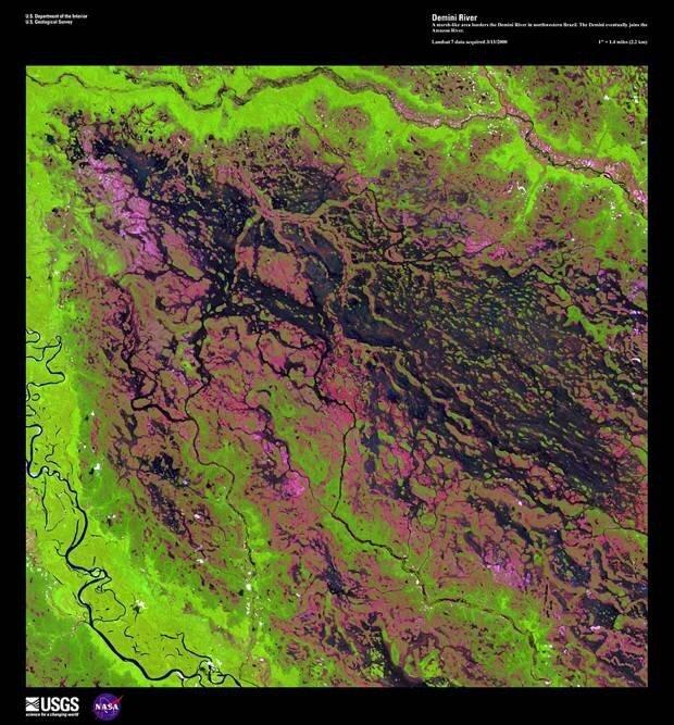 Потрясающие спутниковые фотографии Земли 057448a8812fd7c00b1ab7c8c0e72ffb