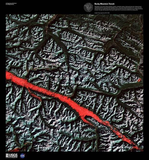 Потрясающие спутниковые фотографии Земли 71f398b29e0ebe2ba990d7c74358be0e